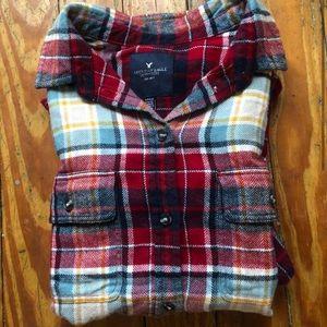American Eagle flannel